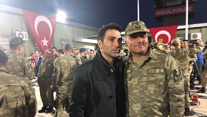 """Söz"" dizisinden Mehmetçiğe destek!"