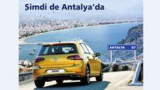 Kiralamanın hızlı oyuncusu Avec şimdi de Antalya'da