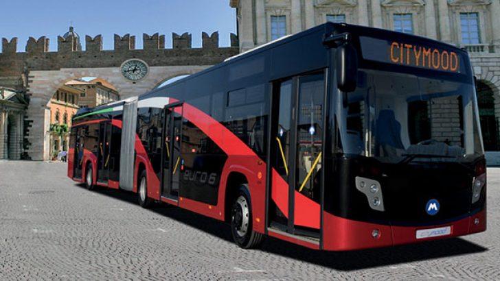 Romanya'daki 18 metrelik otobüs ihalesi Karsan kazandı