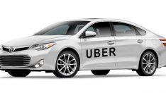 Toyota'dan Uber'e 500 milyon dolarlık dev destek