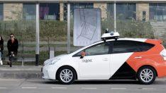Yandex şoförsüz taksi hizmeti başlattı