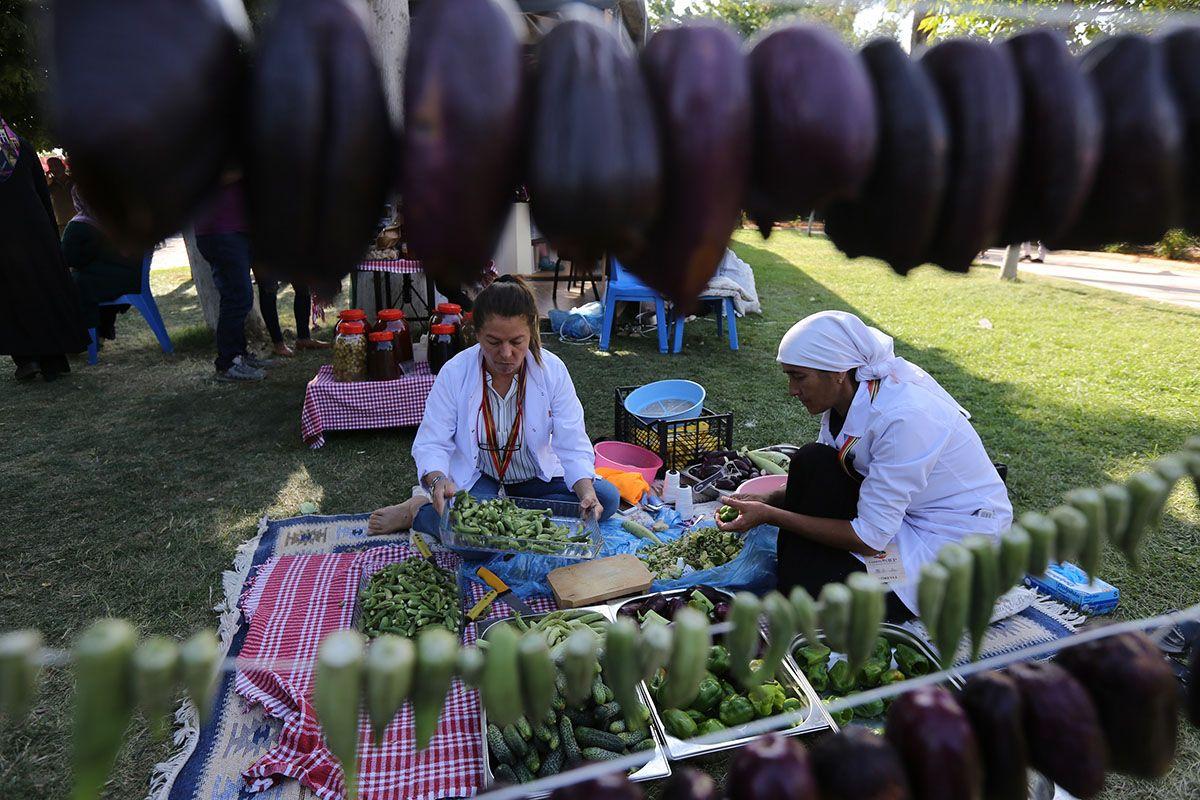3 günde 250 bin kişi GastroAntep ile lezzete doydu
