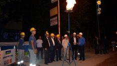 Türkiye'nin İlk Türk Lirası Enerji İhalesi İle Doğubeyazıt Bu Kış Doğalgazla Isınacak