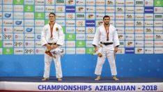 Judo'da gelen başarı