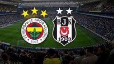 Fenerbahçe Beşiktaş haftanın maçı