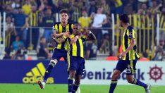 Fenerbahçe'nin 11'i
