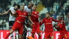 Beşiktaş her zamanki gibi