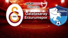 Galatasaray sahasında Aslan