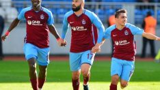 Trabzonspor  Kasımpaşa'ya patladı
