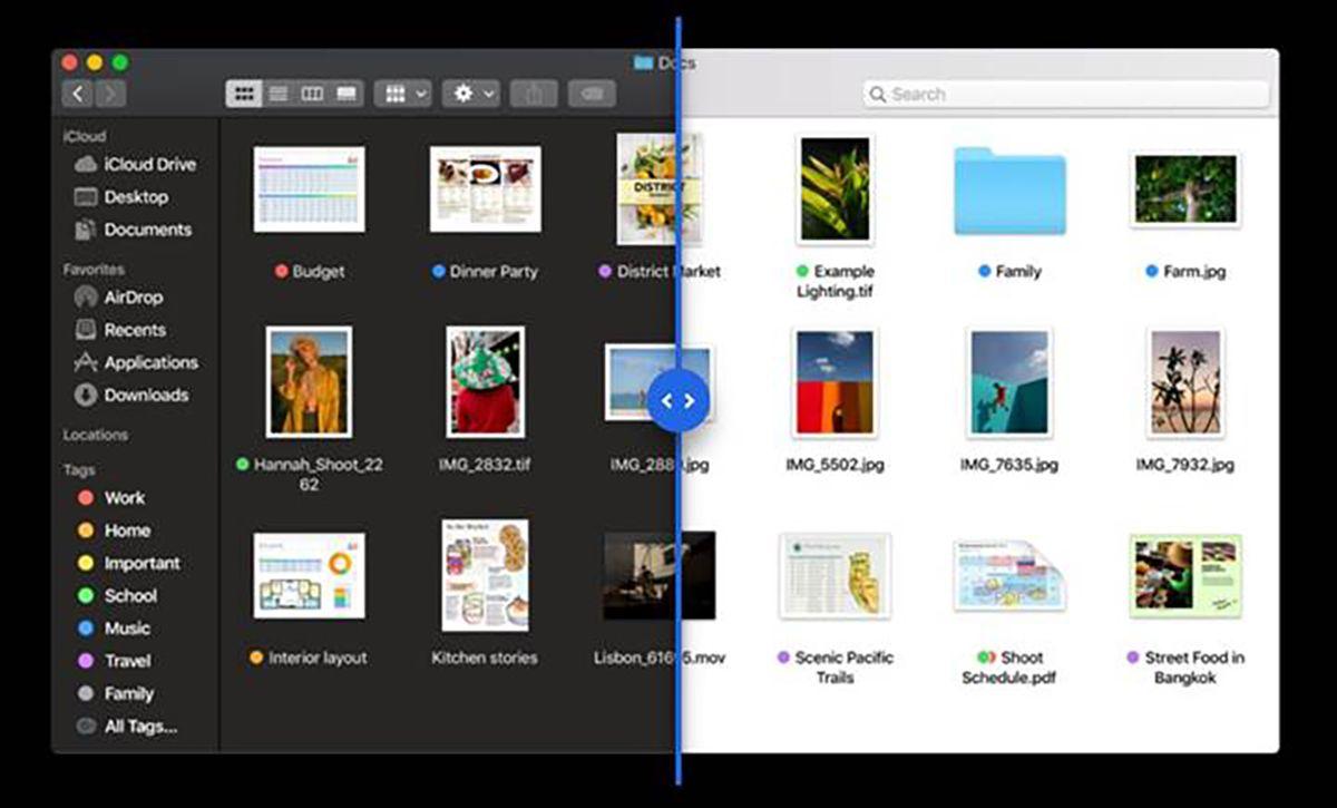 Apple macOS Mojave yayınlandı.