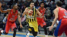 Zadar turnuvası'nda Fenerbahçe'nin finaldeki rakibi CSKA moskova