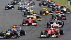 Formula1 bu hafta Rusya'da