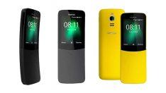 Efsane geri döndü Nokia 8810 4G satışta