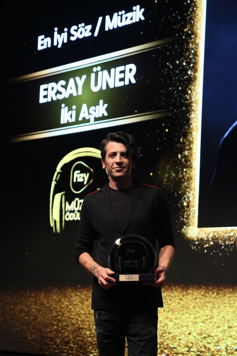 TURKCELL - fizy Müzik Ödülleri bugün sahiplerini buldu