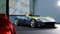 Yeni Ferrari Monza SP1 ve SP2 Tanıtıldı!