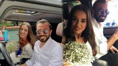 Oyuncu Bensu Soral bu akşam Hakan Baş ile evleniyor