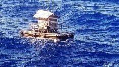 Okyanusta 49 gün mahsur kaldı. İnanılmaz kurtuluş!.