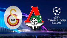 Galatasaray ile Lokomotiv Moskova maçı için şifresiz TV yayını var mı?..