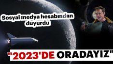 İş adamı Elon Musk Japon milyarderi Ay'a götürecek