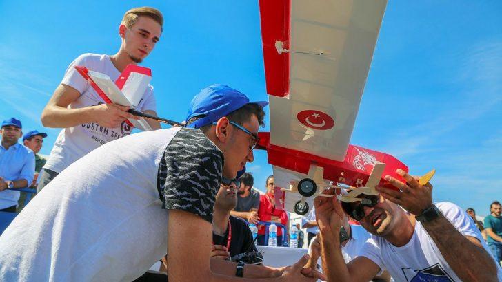 Gençlerin Hayalleri, Teknofest'te Göklere Yükseldi