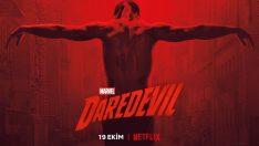 Netflix'in Sevilen Dizisi Marvel's Daredevil'ın 3. Sezon Fragmanı Geldi!