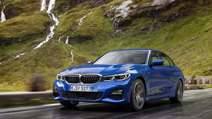 BMW Yeni 3 Serisinin Tanıtımını Paris'te Yaptı