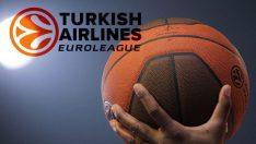 Basketbol THY Avrupa Ligi Start alıyor