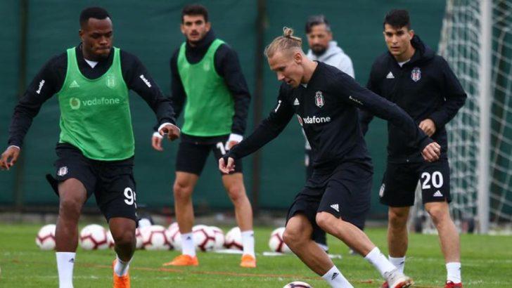 Beşiktaş-Konyaspor maçına hazır