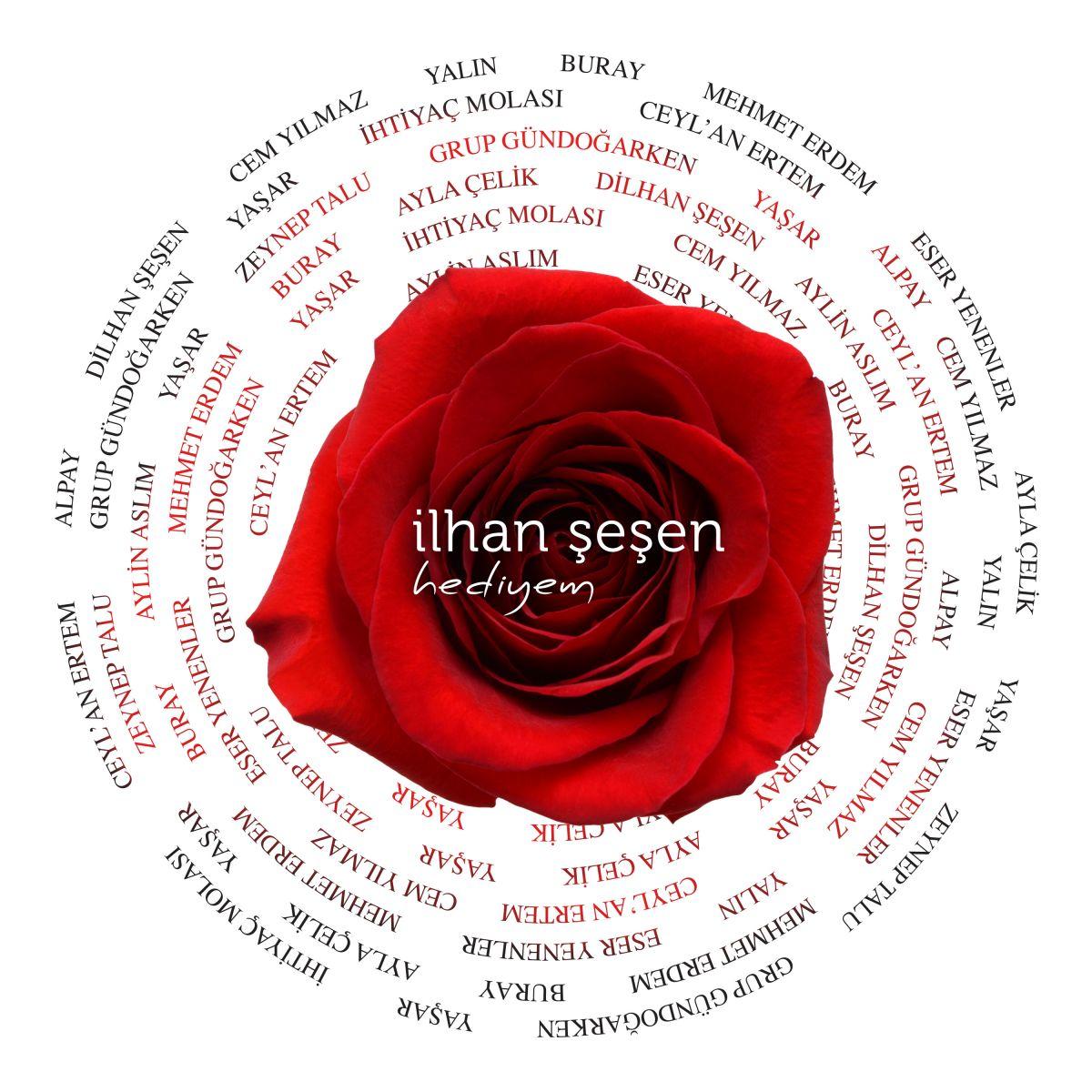"""47. sanat yılında İlhan Şeşen'den """"Hediyem"""" geliyor.."""