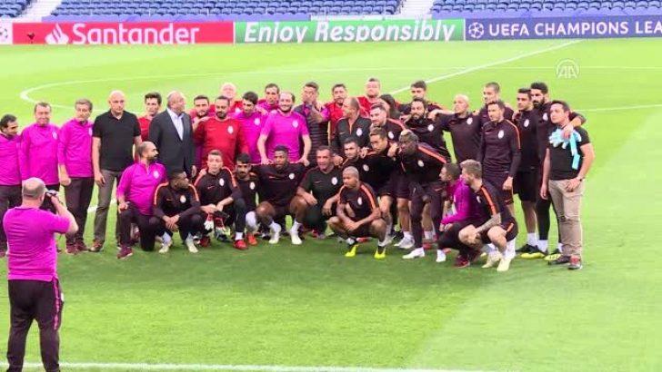 Galatasaray hazır