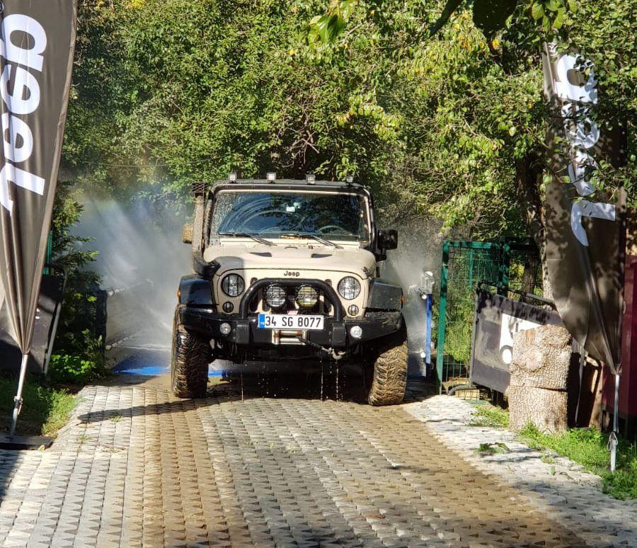 OFF ROAD Test Sürüşü Etkinliği Coşkulu Geçti