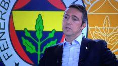 Başkan Ali Koç FB TV de Konuştu