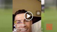 Cristiano Ronaldo Selamun Aleyküm Diyor