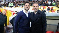 Başakşehir-Malatyaspor 1 puana razı oldu