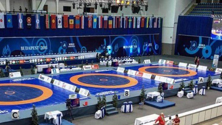 Dünya Grokoromen Güreş Şampiyonası