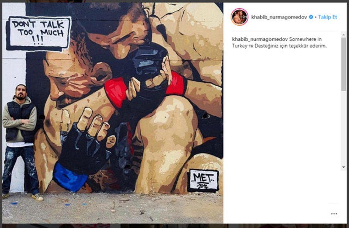 Dünya Khabib Nurmagomedov'u konuşuyor - Floyd Mayweather ile dövüşecek