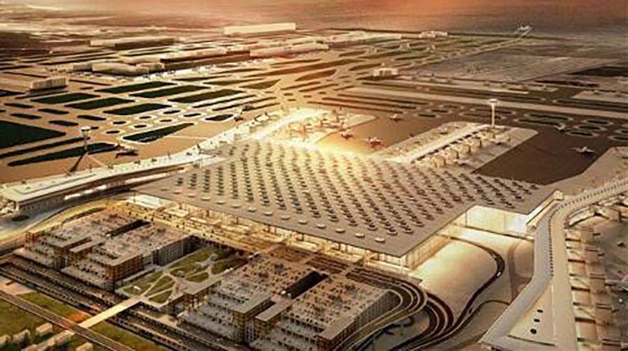 Dünyanın en büyük havalimanına Danfoss imzası