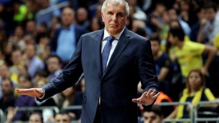 Obradoviç:Oyuncularımı tebrik ediyorum