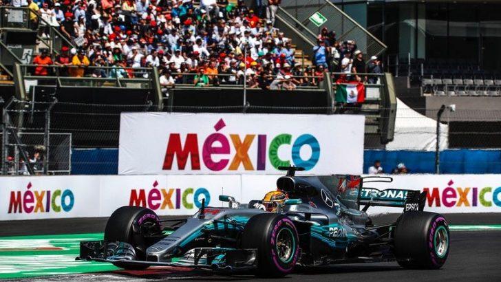 Meksika sıralama turları yapıldı
