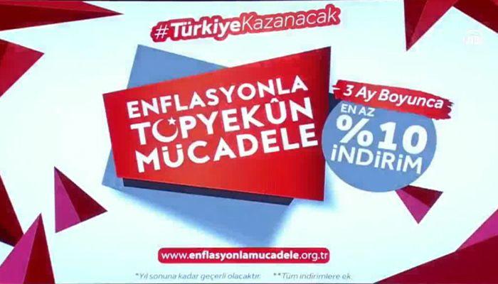 Enflasyonla Mücadele Kampanyası