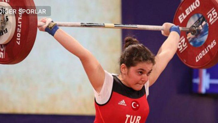 Ayşegül Çakın Avrupa Şampiyonu