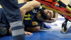 Fenerbahçe'yi üzen Talihsiz Sakatlık