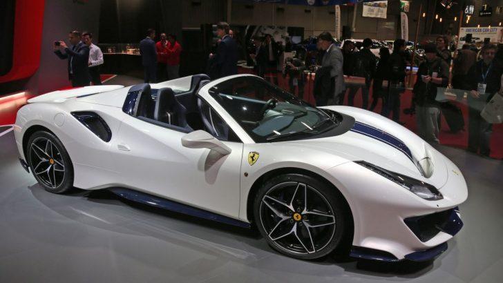 720 HP'lik Ferrari 488 Pista Spider 2019'da Türkiye'de!