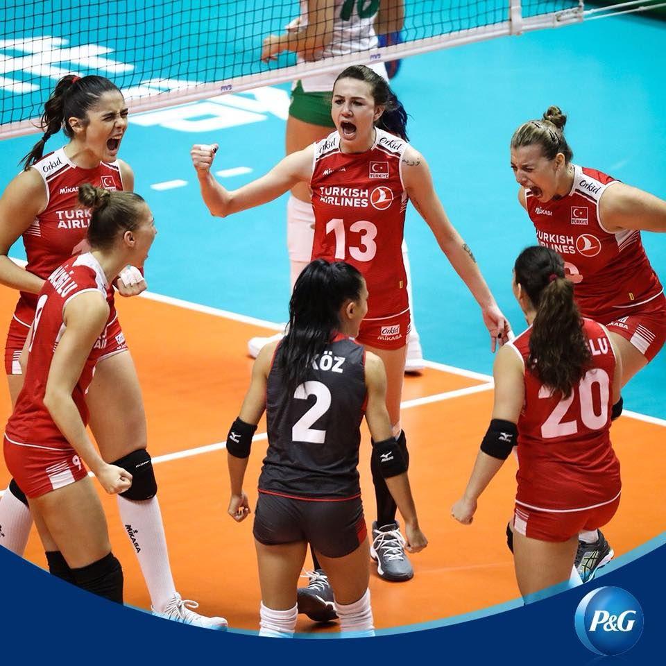 Filenin Sultanları Dünya Şampiyonası'nda Bulgaristan'ı 3-0 Mağlup Etti