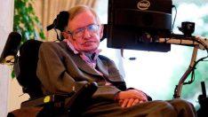 """Hawking """"Zenginler insanüstü ırk yaratacak, insanlık yok olacak"""""""