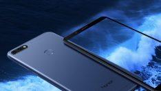 Honor 7c 1399 TL fiyat etiketi ile ilk kez A101'de satışa sunuluyor