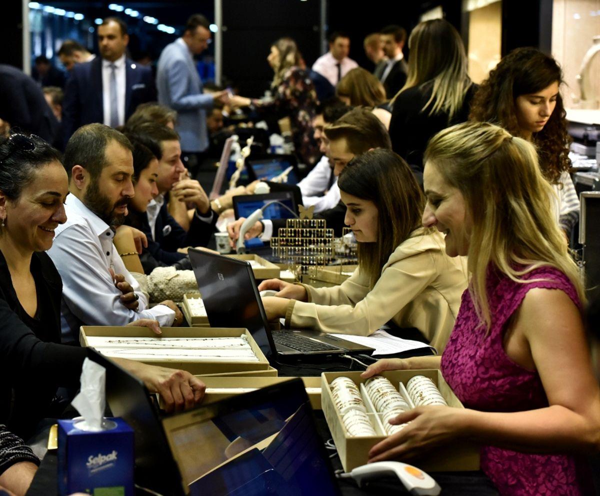 Istanbul Jewelry Show ile dünya mücevher piyasalarının kalbi İstanbul'da atacak!
