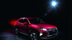 """Mitsubishi Eclipse Cross """"2018 İyi Tasarım Ödülü""""nü Kazandı"""