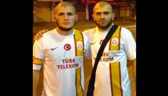 Müslüman Dövüşçü Dağıstanlı Habib için Galatasaray'dan sürpriz atak