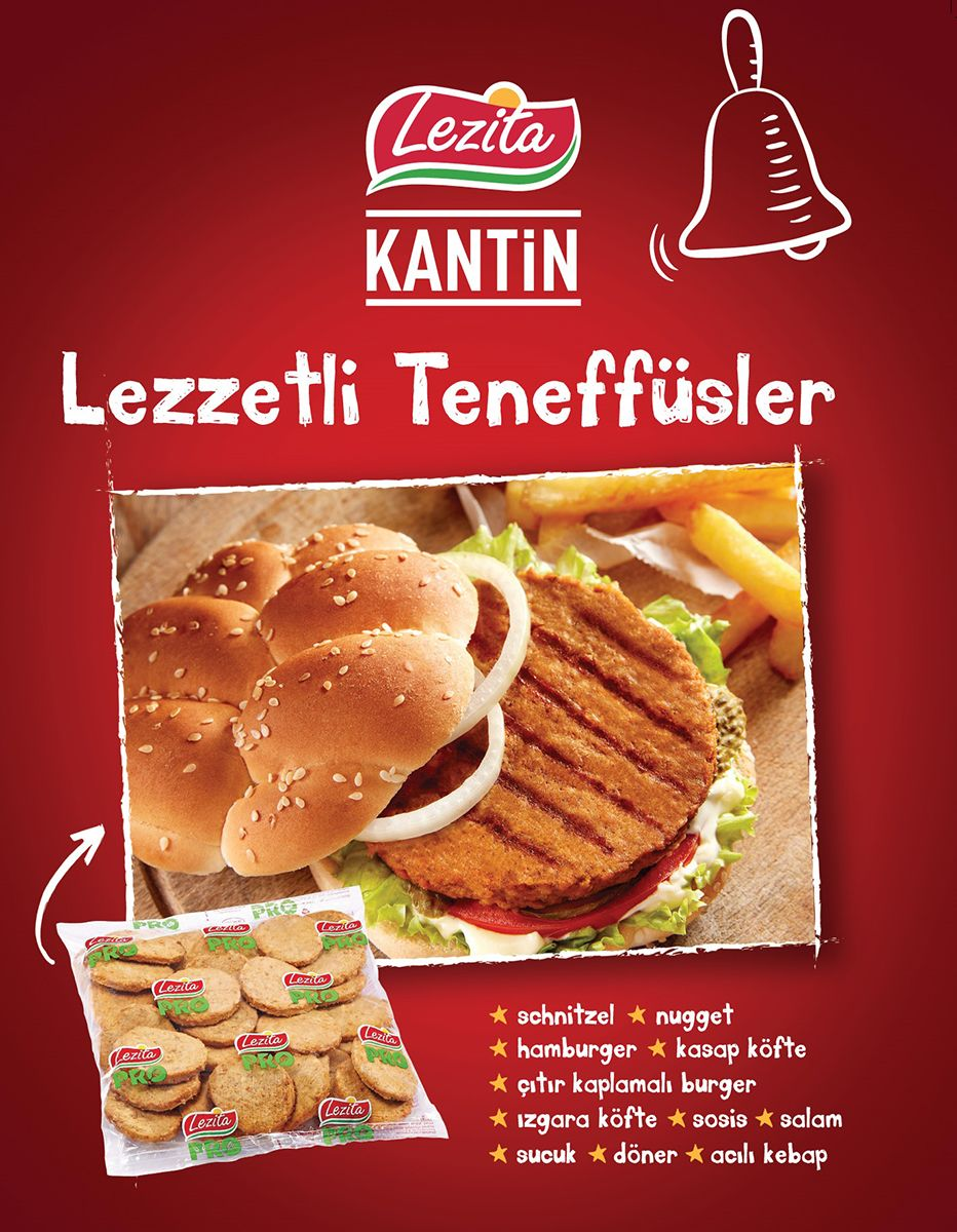 """Öğrencilerin sağlıklı beslenmesi için """"Lezita Kantin"""" ürün grubunu oluşturdu"""
